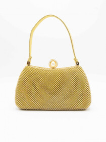 Glitter Golden Women Bag