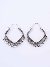 Oxidized Silver Bali