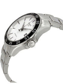 V8 Automatic Silver Dial Men's Watch