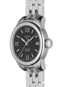 Le Locle Automatic Small Black Dial Ladies Watch
