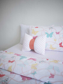Flight of the Butterflies 5 Pcs Kids Comforter