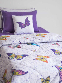 Whispering wings 5 Pcs Kids Comforter