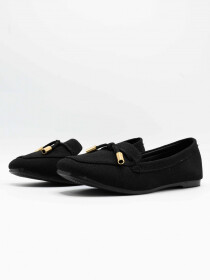 Angela Black Women Pumps