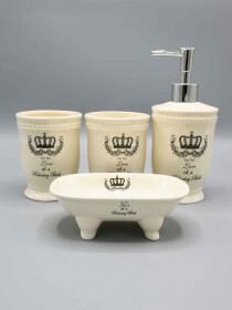 Royal 4 Pcs Bath Set
