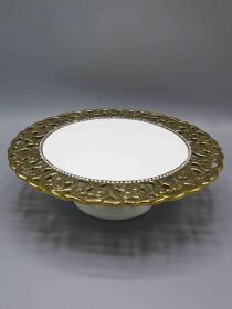 """Royal Cake Platter 12"""""""