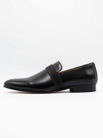 Jorden Black Formal Shoes