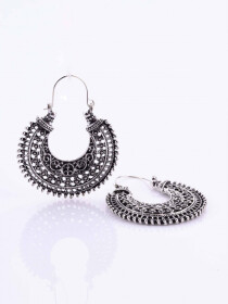 Silver Filigree Bali