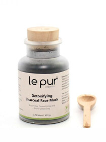 Detoxifying Charcoal Face Mask