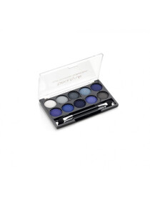 BUK EYESHADOW PALETTE NO.5 - TWILIGHT