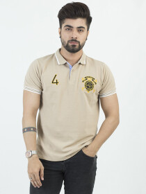Compact Combed Polo Shirt