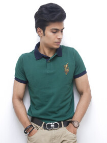 Wardrobe Compact Polo Shirt
