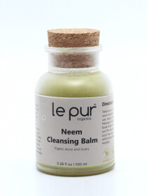 Neem Cleansing Balm