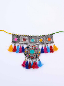 Rang De Basanti Necklace