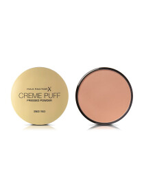 Max Factor Creme Puff, Pressed Compact Powder, 005 Translucent, 21 g