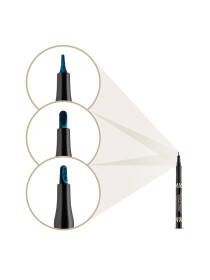 Max Factor Masterpiece High Precision, Liquid Eyeliner, 20 Azure, 1 ml