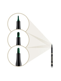 Max Factor Masterpiece High Precision, Liquid Eyeliner, 25 Forest, 1 ml