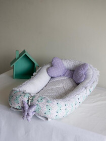 Sweet Pea baby Snuggle Bed