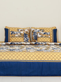 Boldly Blue Comforter Set