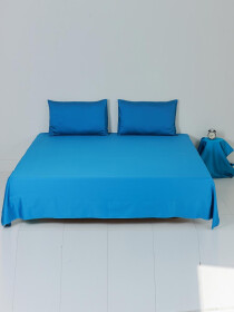 Clarin Plain Bed Sheet