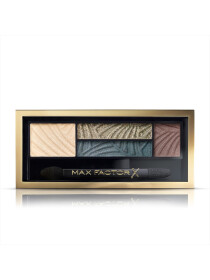 Max Factor Smokey Eye Drama Kit, Eyeshadow Palette, 05 Magnet Jades, 1.8 g