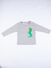 Rabbit logo Crew Neck