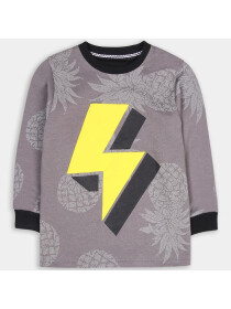 Power logo Crew Neck