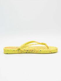 Ipanema Yellow Multi Flip-Flop