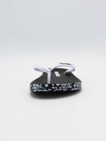 Ipanema Black & White Flip-Flop