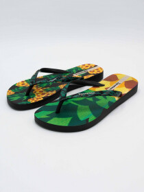Ipanema Sea Green Frutas  Flip-Flop