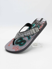 IPANEMA DECK DARKGREY/BLACK INFANT