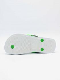 IPANEMA DECK WHITE/GREEN INFANT