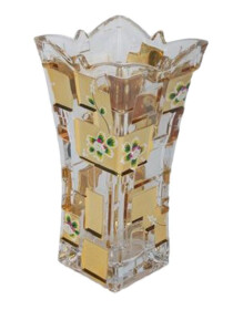 Glass Vase Fancy 223