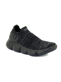 Marshmellow Black Shoes For Women