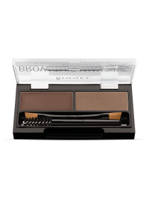 Rimmel London, Brow This Way Eyebrow Sculpting Kit, Medium Brown