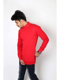 Exclusive red full sleeve T-shirt