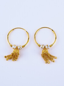 Gold Plated Bali