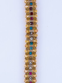 Multi Colored Studded Pazaib