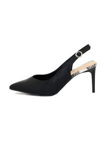 Black Slingback Royal