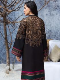Black Winter Cotton Shirt
