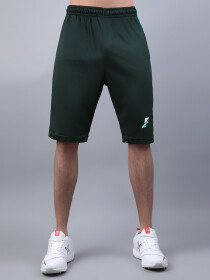 Green & Teal Actifit T-Shirt and Shorts