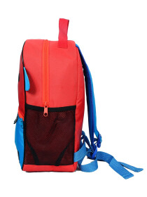 BLUE & RED KID'S KITTY BACKPACK