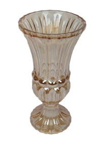 Glass Vase Fancy 318