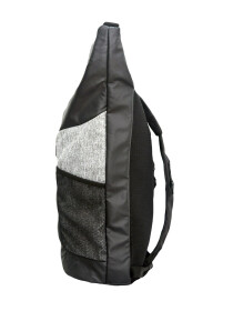 BLACK & GREY PORSCHE SPORTS BACKPACK