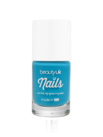 BUK NEW NAILS NO.13 - TEALED WITH A KISS