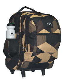 CAMO TROLLEY BACKPACK