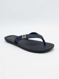 Cartago Blue Blue Grey Slipper for Men