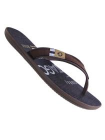 Cartago Brown Brown Beige Slipper for Men
