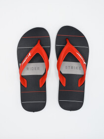 Rider Strike Graphic Men Black Red Grey