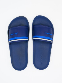 Rider Strike Slide Men Blue Grey