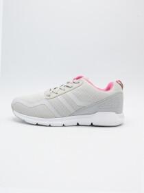 Jump Women Lt Grey Pink